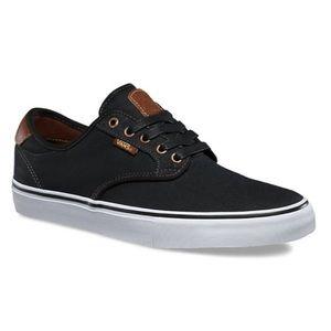 Vans Chima Ferguson black sneaker shoes new